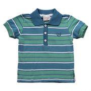 81.193 - Camisa Polo Listras Medias
