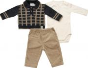 AE20.056  - Conjunto Body com Sweater