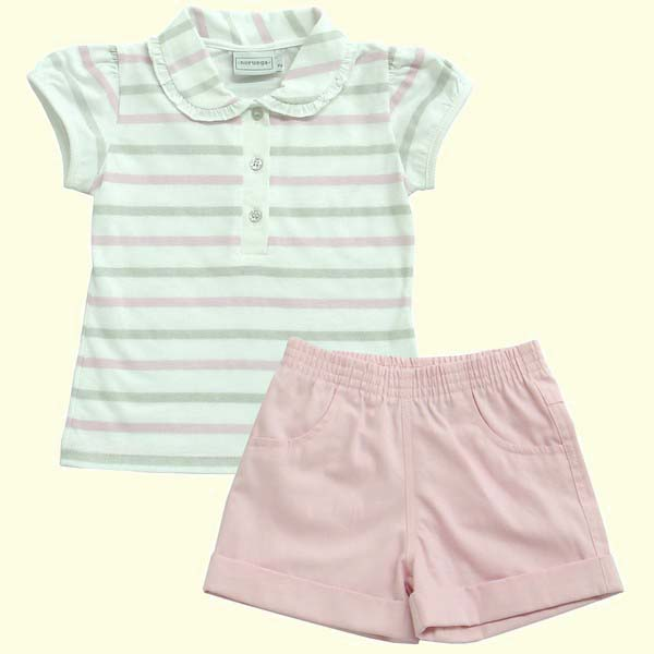 Conjunto Camisa Polo