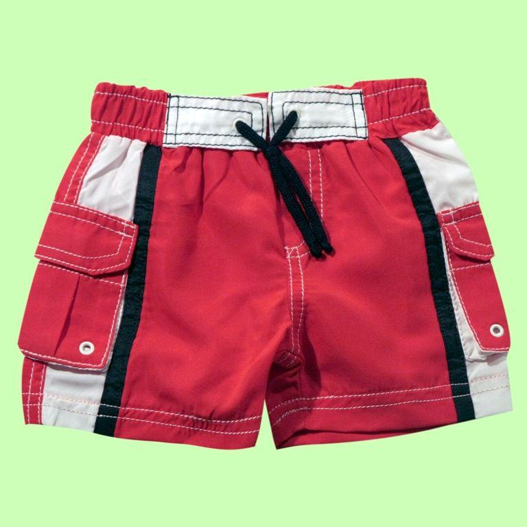 Shorts com Bolsos