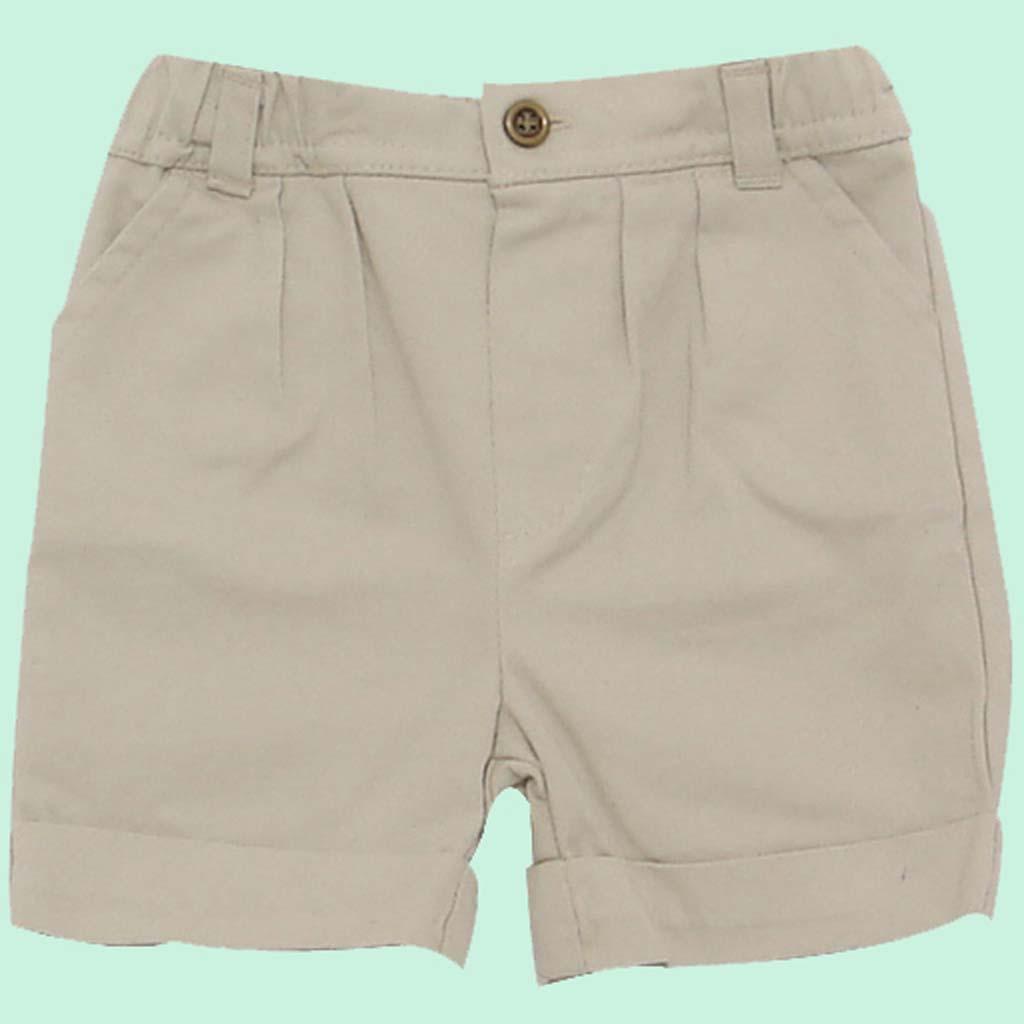Shorts de Sarja Barra Italiana