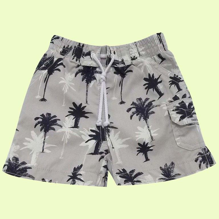 Shorts Silk Coqueiro