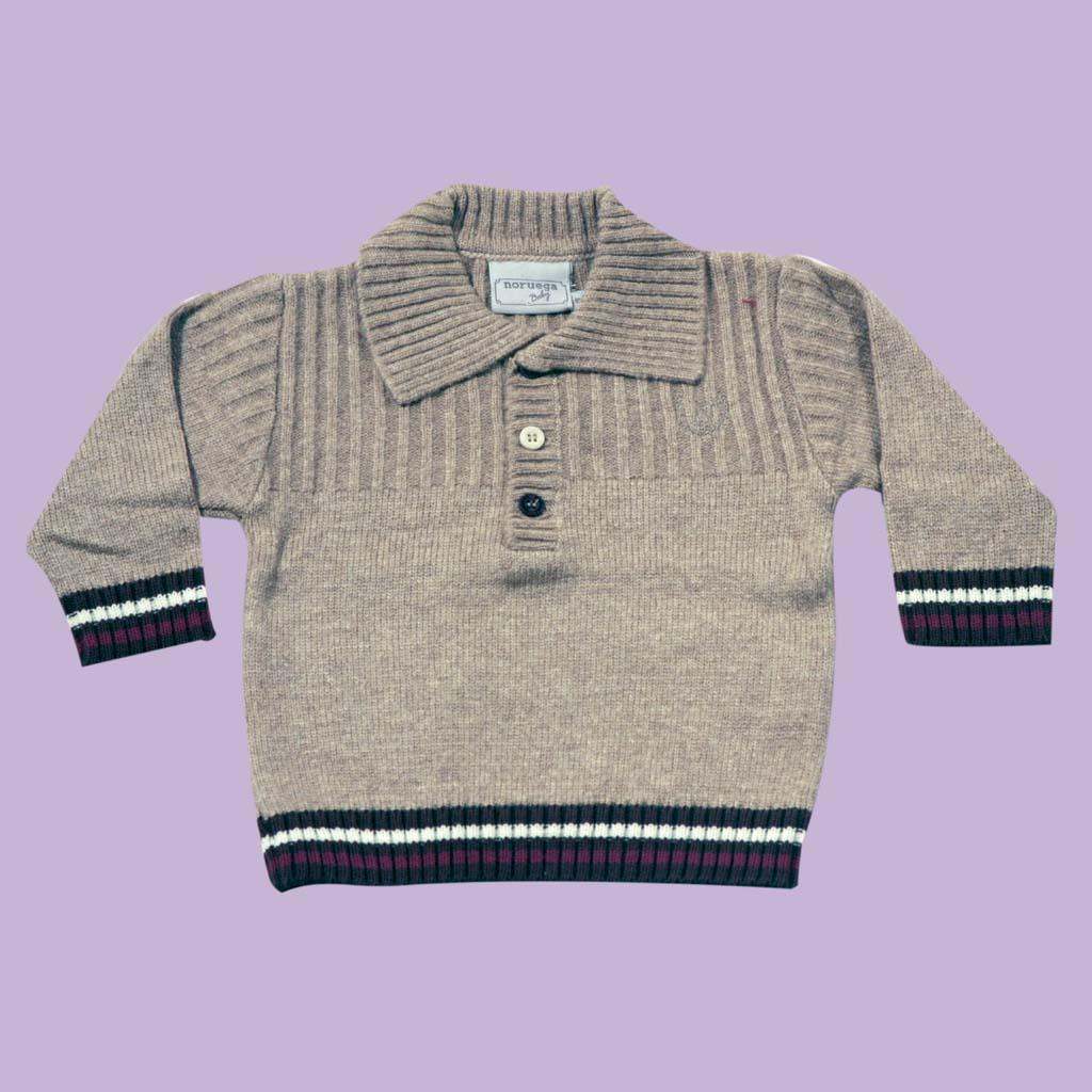 Camisa Polo Bordado N