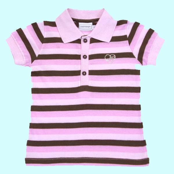 Camisa Polo Tricolor