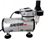 Compressor de Ar Sagyma ASW18 - Aerógrafo