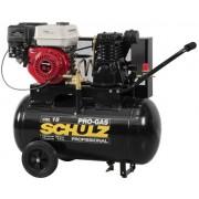 Compressor de Ar a Gasolina Schulz CSL15/80 140lbs