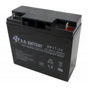 Bateria 12 Volts Gensetec 17A 12V-17AH