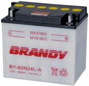 Bateria 12 Volts Brandy 28A BY-60N24L-A