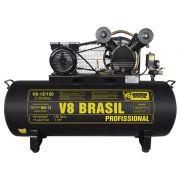 COMPRESSOR DE AR V8 BRASIL 15P�S 15/150