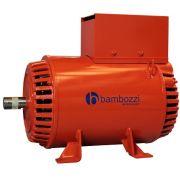 Gerador de Energia Bambozzi 7,5kva Trif�sico