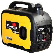 Gerador Inverter Toyama TG2000IP 220V 1.8kva Portátil Silencioso
