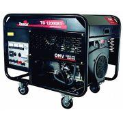 Gerador de Energia Toyama TG12000CXE3D 380V 11kva Trifásico