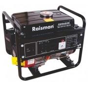 Gerador de Energia Raisman 110V 1.1 kva Monofásico