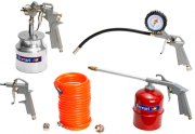 Kit Para Compressor de Ar Ferrari RATK-A 5 Peças