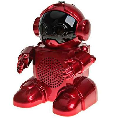 Caixa de som USB ROBOT SPEAKER SD-666