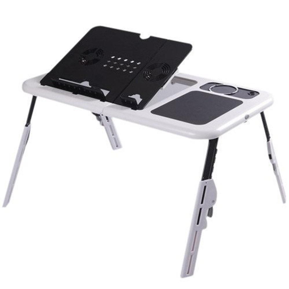 Mesa Para Notebook LD09 Portátil Dobrável 2 Coolers