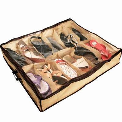 Sapateira Organizadora de Sapatos Com 12 Divisórias