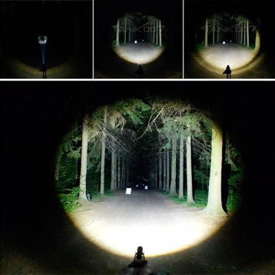 Lanterna GREE LED T6 800 L