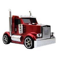 Caminhao Caixa De Som Portatil Cabine Truck Usb Fm