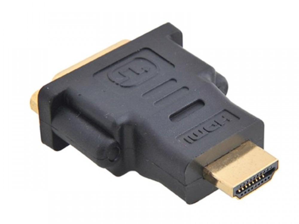 Adaptador Conector Hdmi Macho X Dvi-d Femea 24+5 Dual Link