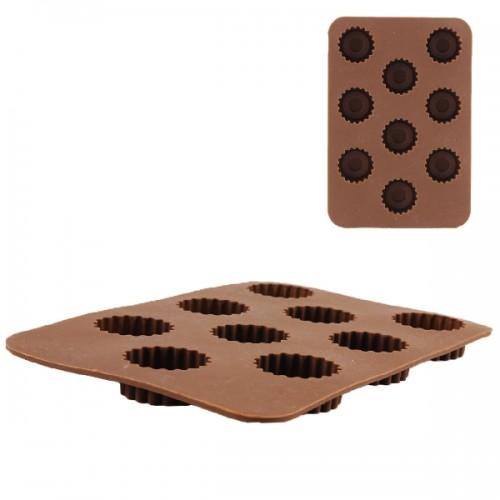 Forma de Silicone Chocolate