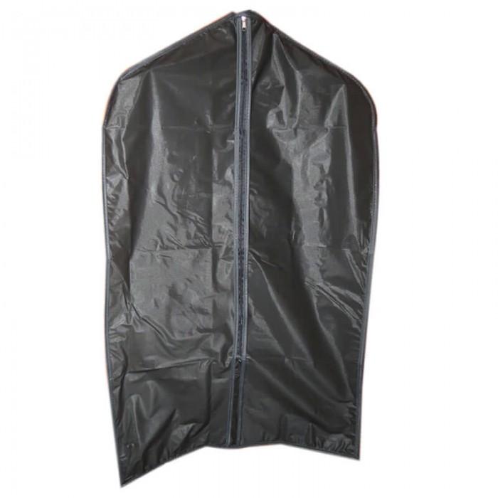 Capa Porta Terno com Ziper 100% Polietileno - Preto