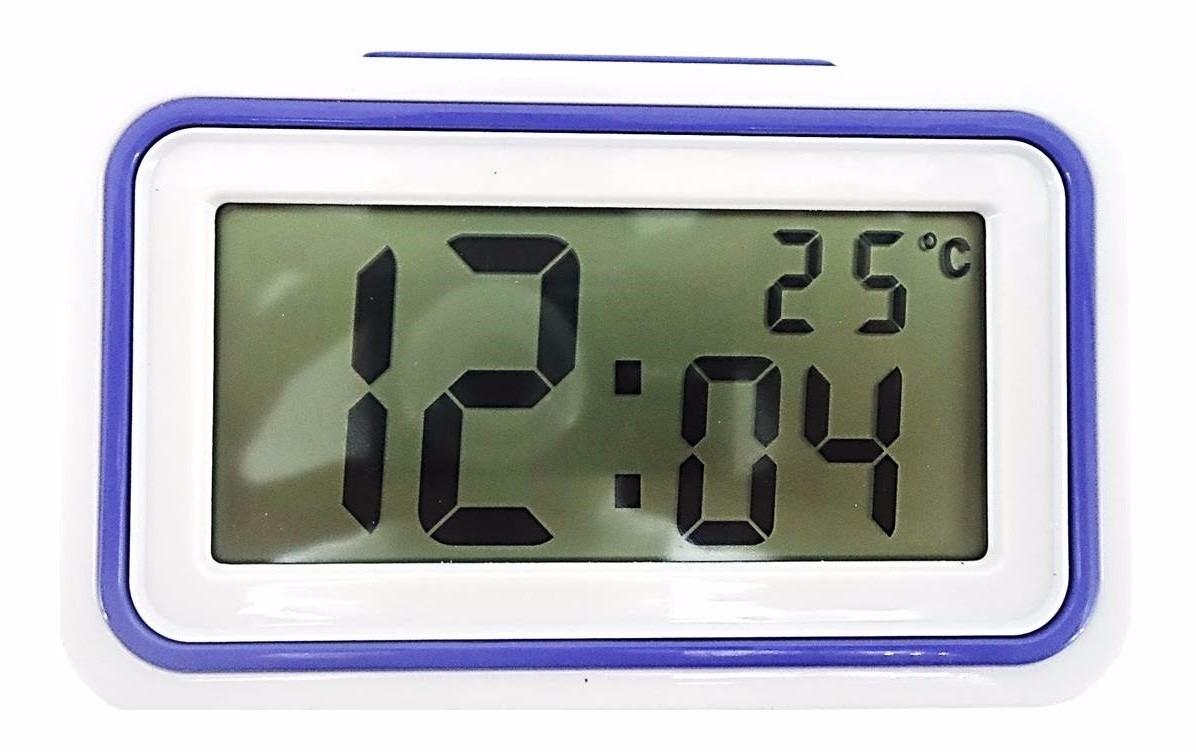 Relógio Despertador Digital - Fala Hora e Temperatura em Portugues