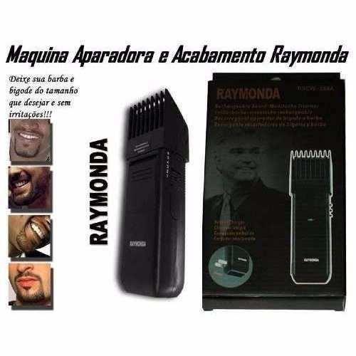 Maquina de Cortar/Aparar Cabelo e Barba