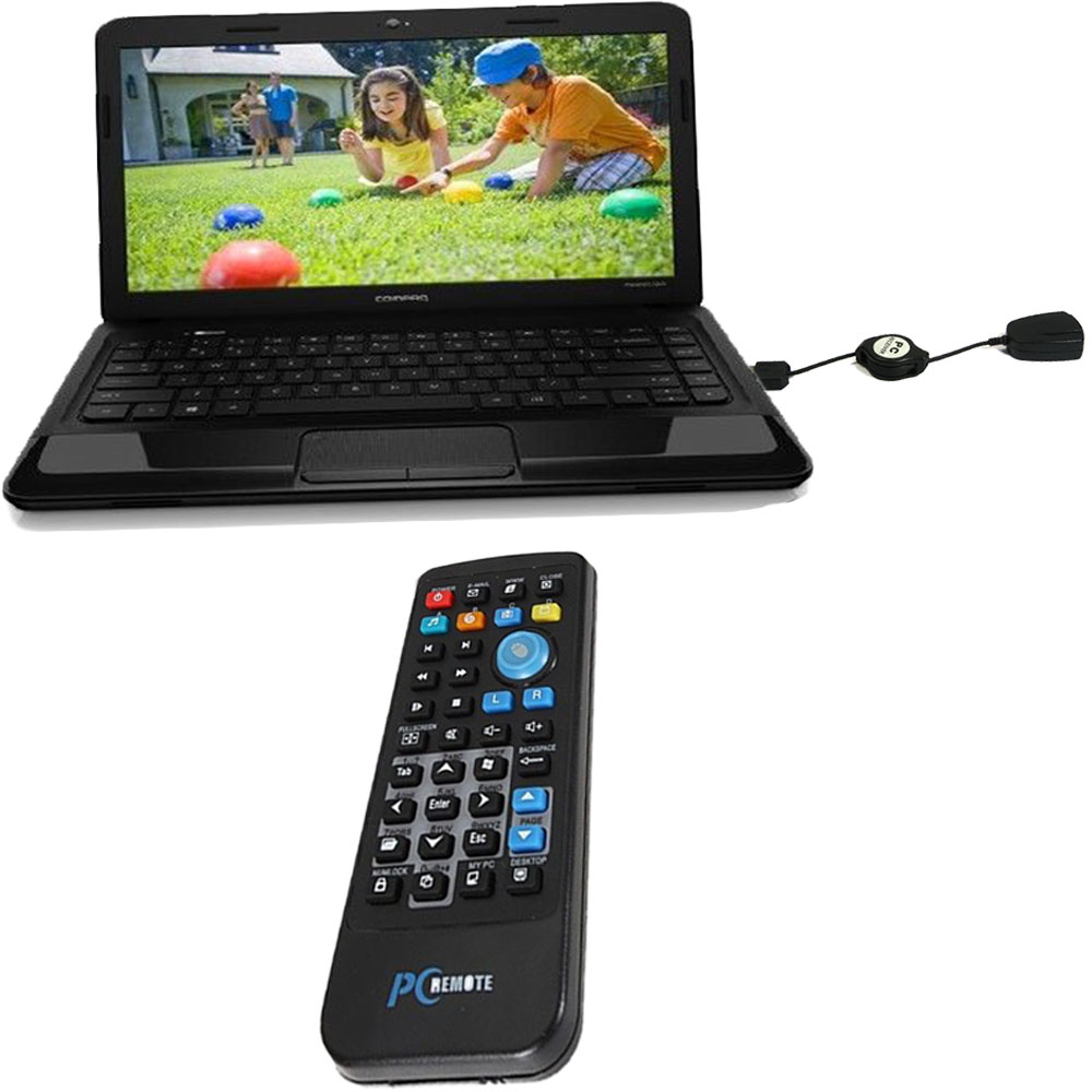 Controle Remoto Pc Windows Media Center Notebook/Netbook