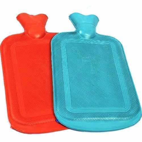 Bolsa Compressa Térmica Água Fria/Quente em Borracha 1,8 Litros