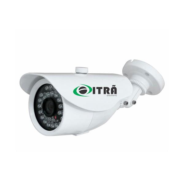 Câmera Ahd-m 1.0 Mega Alta Resolução Hd 1280x720p Bullet
