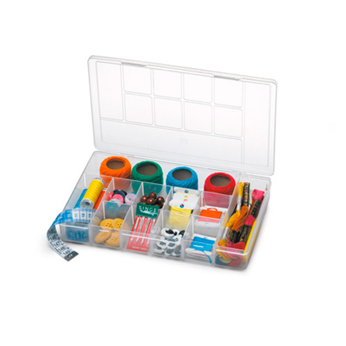 Kit Caixa Organizador com 03  Peças P, M, G