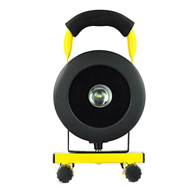 Refletor de Led Recarregavel led Portátil Flood Light Outdoor 30w