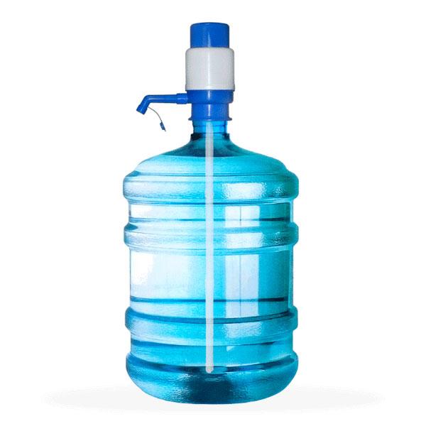 Bomba Manual p/ Galão Garrafão 10/20 Litros de Água