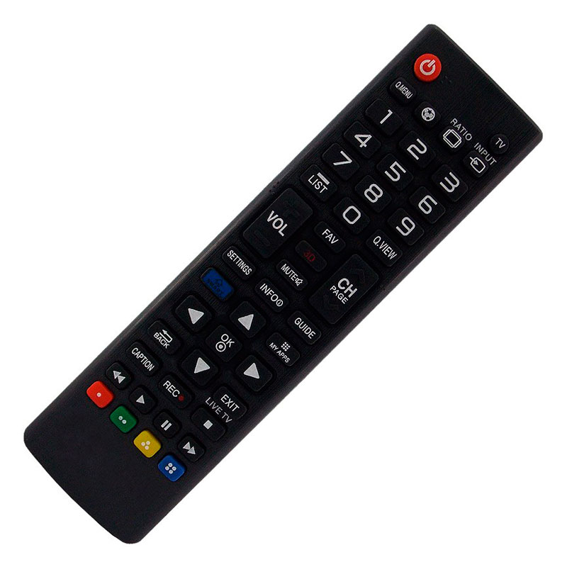 Controle Remoto para Tv LG Lcd / Led