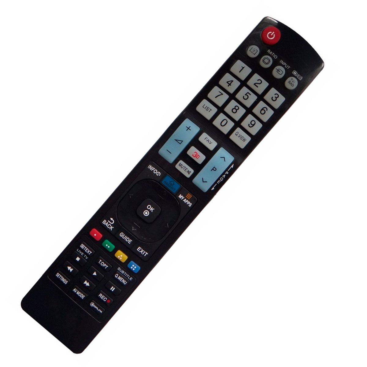 Controle Remoto para Tv LG Smart Lcd / Led