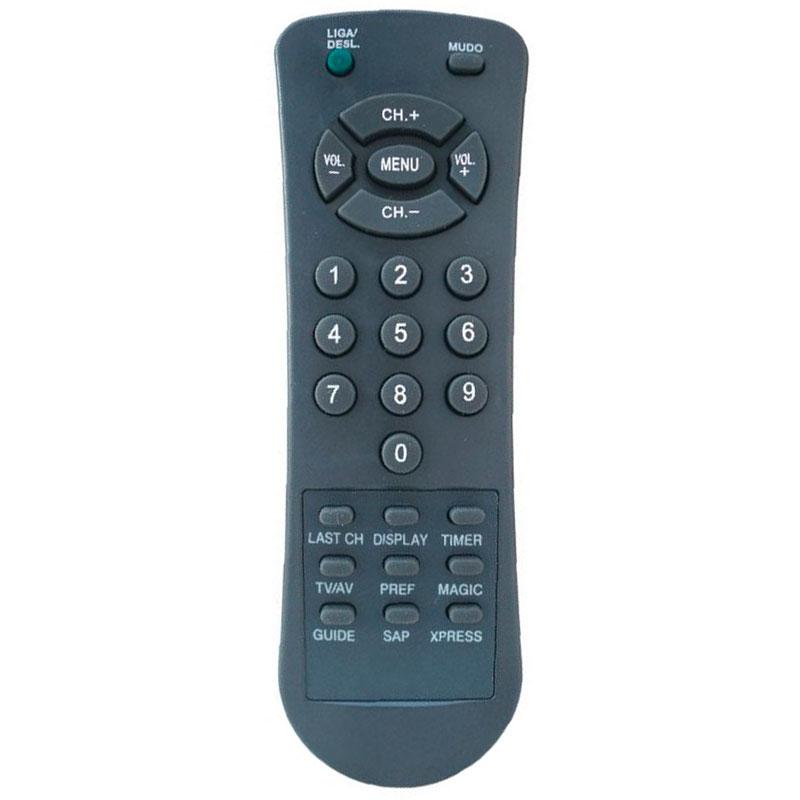Controle Remoto para Tv Philco comum