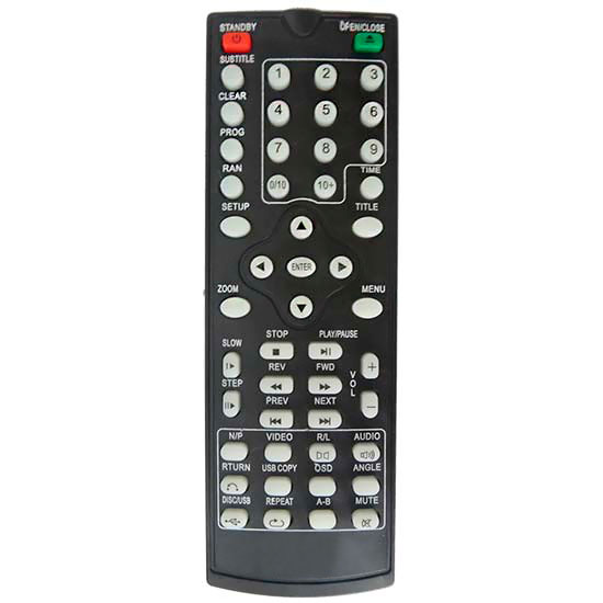 Controle Remoto para DVD Amvox