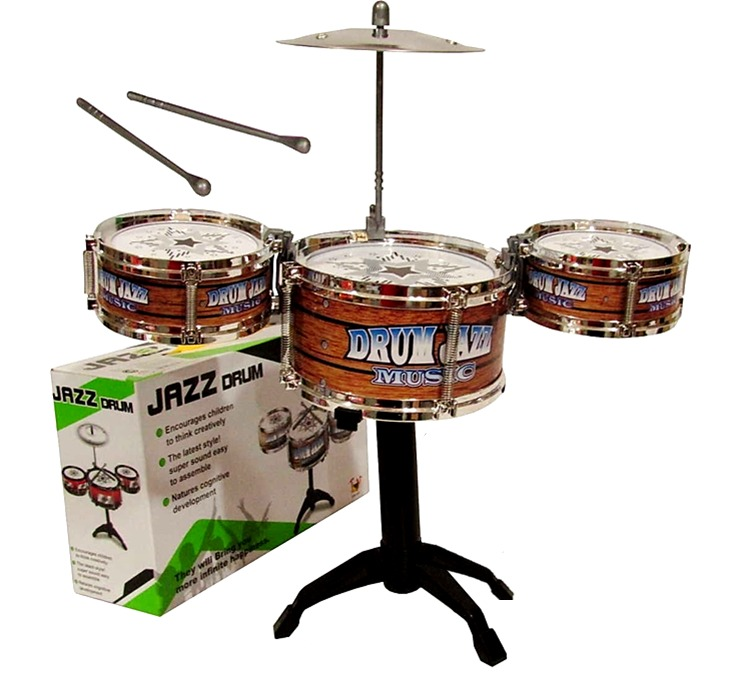 Bateria Infantil Jazz Drum