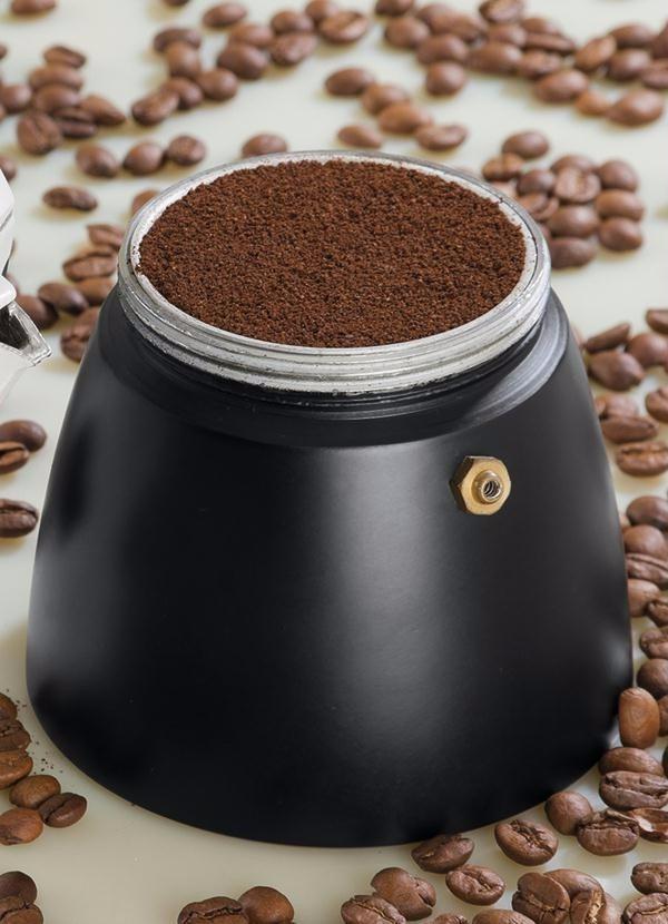 Cafeteira Tipo Italiana 6 Xicaras - Casita