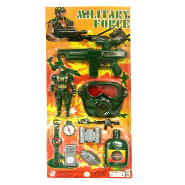 Brinquedo Military Force