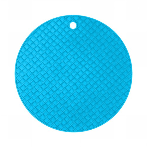 Kit 03 Descanso de Panela Redondo de silicone