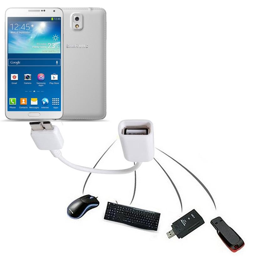 Cabo Otg Para Samsung Note 3 Usb 3.0