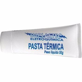 Pasta Térmica Impastec 50g Processador Placa De Vídeo