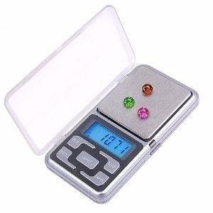 Balança Eletrônica De Precisão Pocket De Bolso Portátil