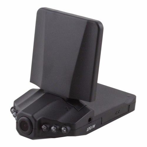 Câmera Filmadora Automotiva Full Hd Visão Noturna