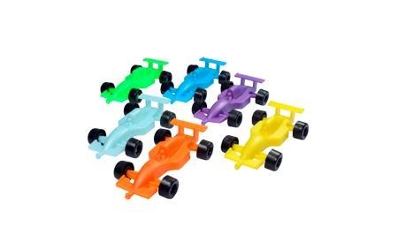 Mini Brinquedo Carro Formula 1 c/ 4 unid.