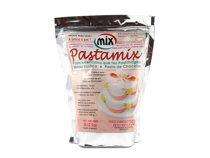 Pasta Americana Pronta 750g Mix