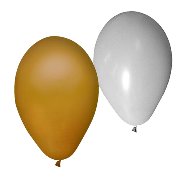 Balão Metalizado nº 9 Pic - Pic