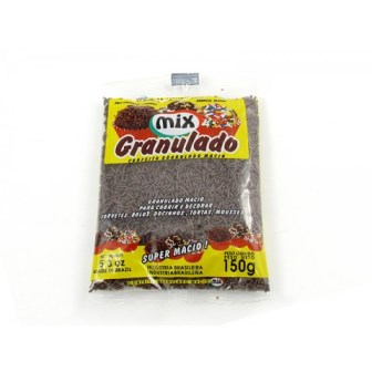 chocolate granulado